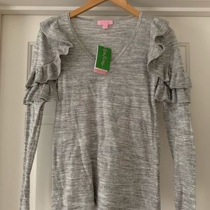 NWT Lilly Pulitzer Fresca Sweater Size Small